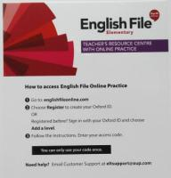 English File (4th edition) Elementary Teacher's Resource Centre with Online Practice (для преподавателей)