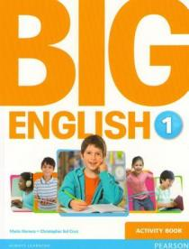 Big English 1: Activity Book обложка книги